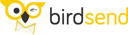BirdSend logo